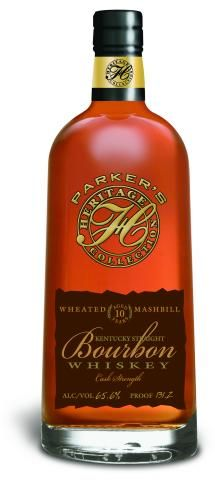 $80 Parkers Heritage Collection 10 Year Old Wheated Bourbon | American Bourbon Whiskey #FindTheBest
