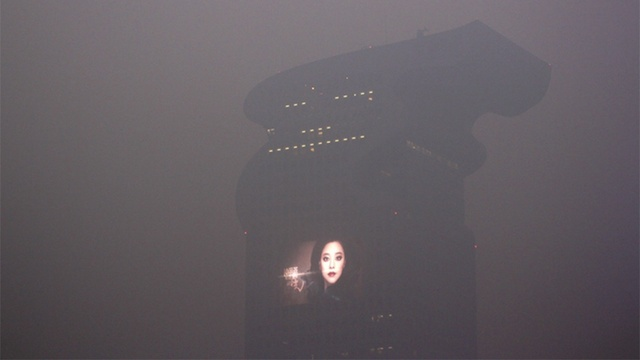 This Is Not a Scene From Blade Runner. Extreme smog in Beijing