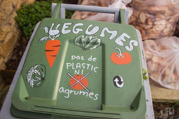 Domaine du Martinaa : Elevage, Gourmandise, Jardinage et Partage: Recyclage Bio Lycee