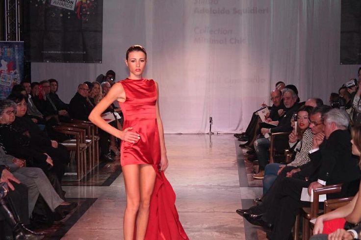 Smac Fashion Award 2013 Salerno Moda Arte Cultura