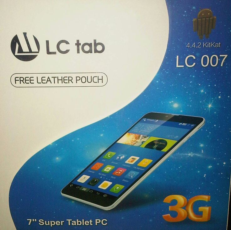 LC 007 Tablet