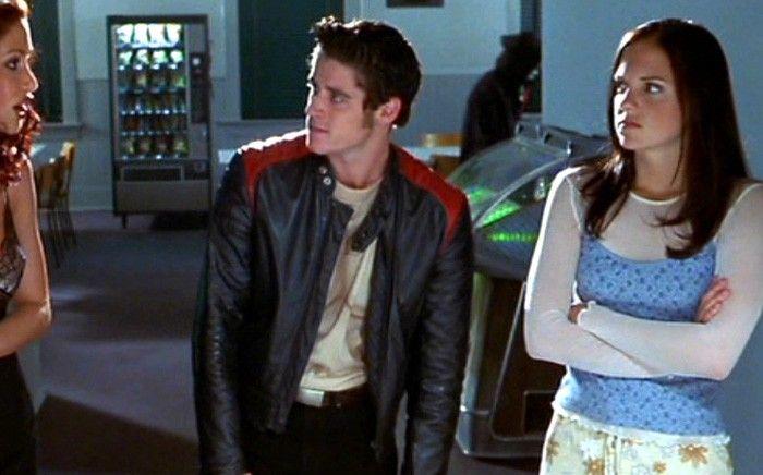 Scary Movie Bobby Prinze Jon Abrahams film leather jacket