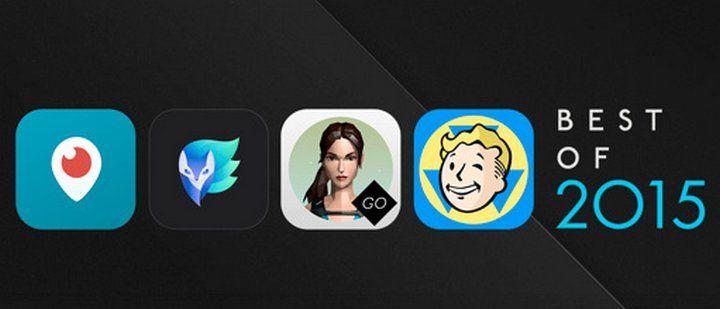 AppsUser: Resumen 2015: Las 25 mejores app para iOS