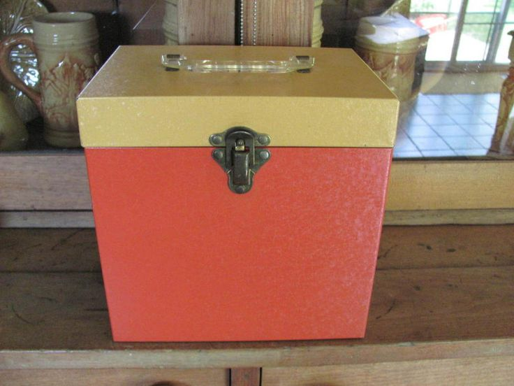 17 Best Images About Vintage Record Case On Pinterest