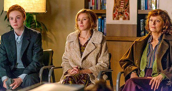 """Элли Феннинг, Наоми Уоттс и Сьюзан Сарандон в трейлере драмы """"Три поколения"""""""