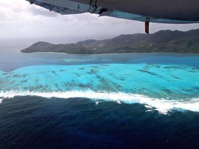Barrera de Corales - Isla de Providencia, Colombia   http://www.sanandresislas.com.co/barrera-de-corales-isla-de-providencia