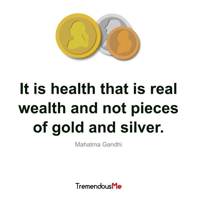 It is health that is real wealth and not pieces of gold and silver. — Mahatma Gandhi #health #realwealth #piecesofgoldandsilver #mahatmagandhi #quote #webapp #iphoneapp #androidapp #mobileapp #appstore #doitrightnow #freesoul #fearless #claims #selfdevelopment #motivate #sexylifestyle #professionaldevelopment #strong #thankfulforlife #truequote #billionaire #abundancemindset #dreamlife #rich #positivethinker #ipadpro #millionaire #mentalhealthrecovery #successtips