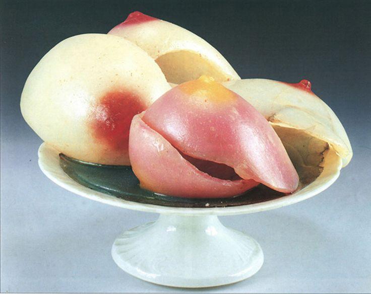 Alina Szapoczniko, Dessert III, 1971,