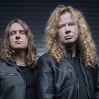 #davemustaine #davidellefson #megadeth #heavymetal #thrashmetal #speedmetal #bassplayer