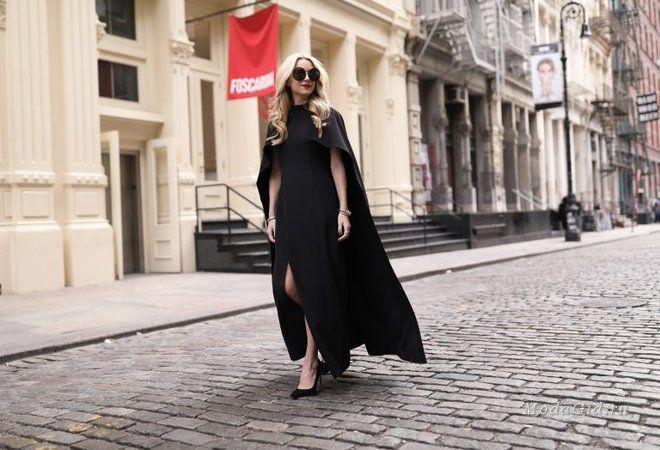 Уличная мода: Новые модные образы от американки Блэр Эди