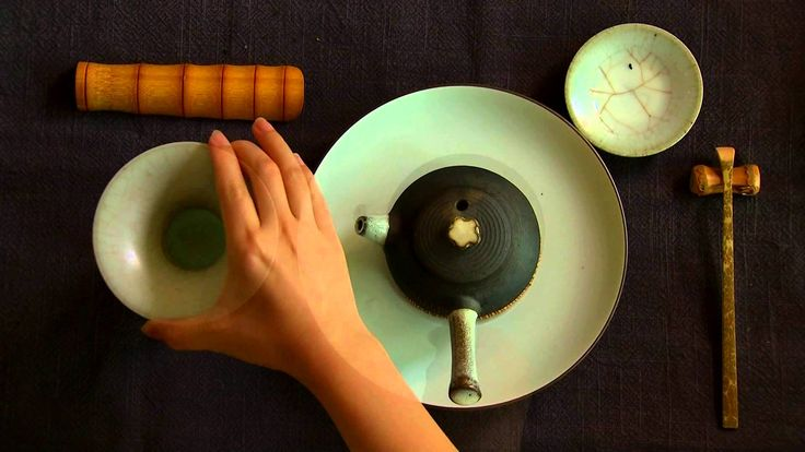 Chinese Tea Ceremony by Tea Artist Si Chen