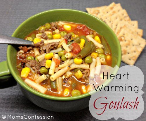 how to make simple goulash