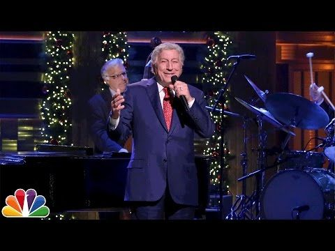 "Music guest Tony Bennett performs ""I Left My Heart in San Francisco"" for the Tonight Show audience. Subscribe NOW to The Tonight Show Starring Jimmy Fallon: ..."