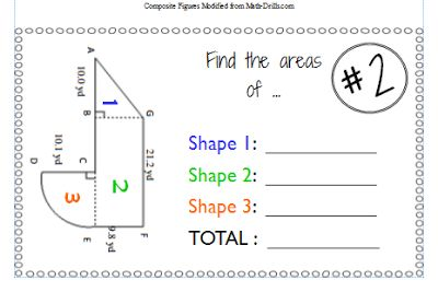 289 best Area and Perimeter images on Pinterest