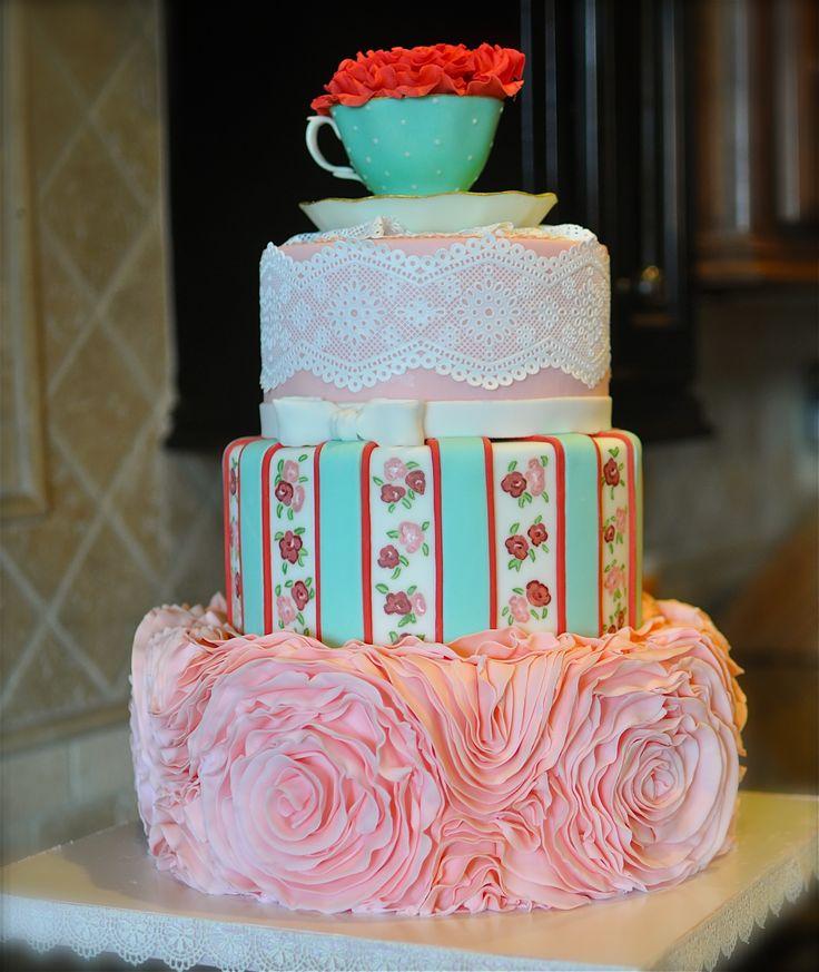 Best Wedding Cakes In Okc