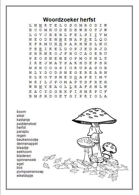 woordzoeker kind 8 jaar - Google zoeken