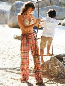 Burda Style: Damen - Hosen - Ausgestellt / Bootcut - Sommer-Hose - Five-Pocket