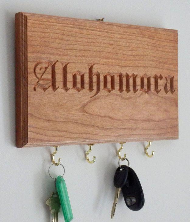 For the keys