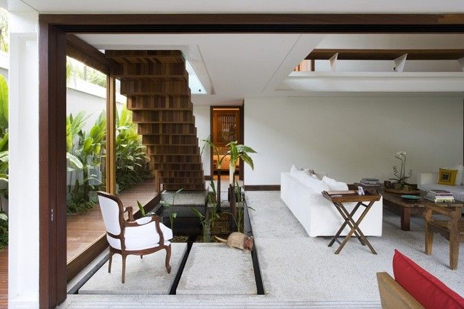 Gallery of GR House / Bernardes Jacobsen - 10