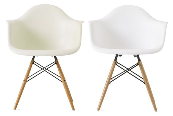 Silla Eames - Original vs Copia