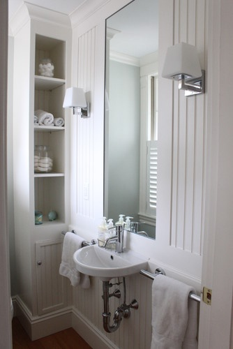 Lighting Basement Washroom Stairs: 66 Best Images About Powder Room On Pinterest