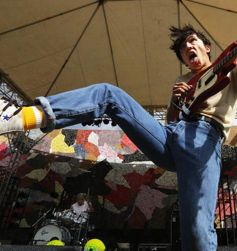 Bumbershoot 2016: Friday gets off to a roaring start