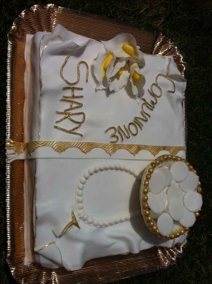 #torta #comunione #cake #cakedesign #chiryscakes