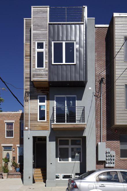 Best 25 Narrow House Ideas On Pinterest Terrace