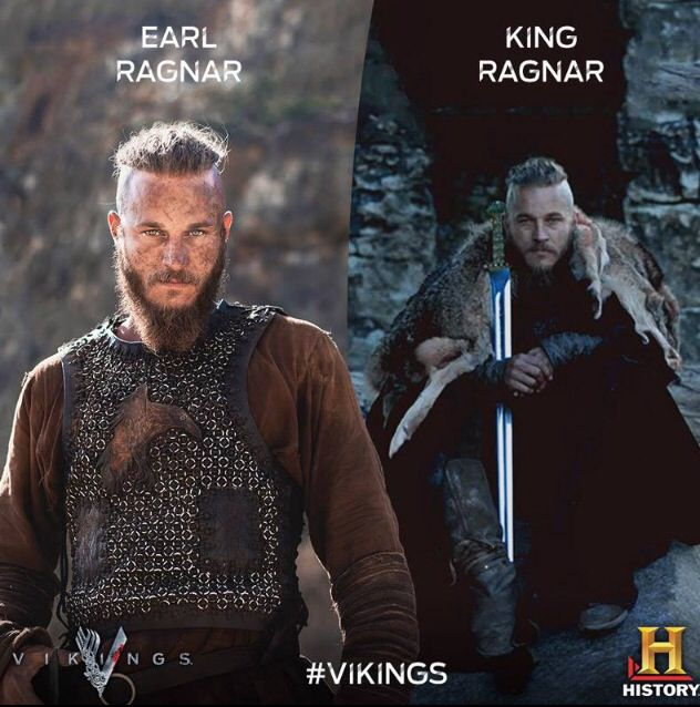 Ragnar Via Vikings History Channel   Glory and Gore ...