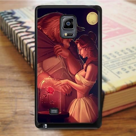 The Beauty And The Beast Princess Belle Samsung Galaxy Note 4 Case
