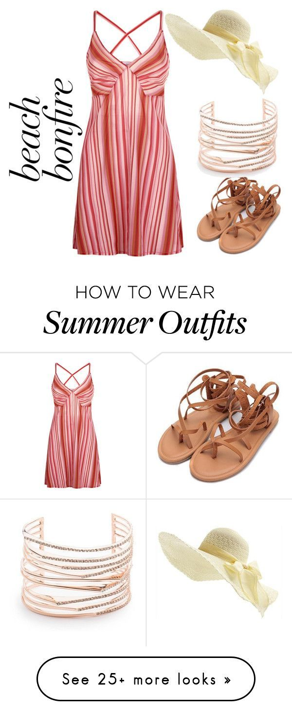 Summer Outfits : best bonfire outfit by judegerardzxc on Polyvore featuring La Perla and Alexis