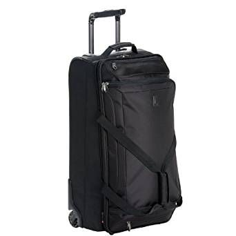 worn out but big sturdy solid wheels; hand numb anyhow couldnt carry food in paper or plasticbags delsey rolling suitcase | Amazon.com: Delsey Luggage Helium Breeze 3.0 Lightweight 2 ...