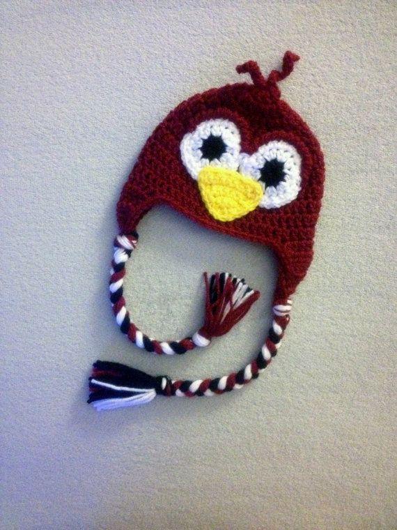 Crochet University of South Carolina Gamecocks by MissMoCrochet, $18.00