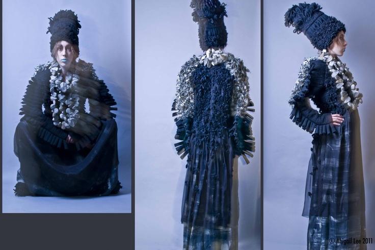 Abby Lee 'Spirited Decay' F/W 2011 LOOKBOOK