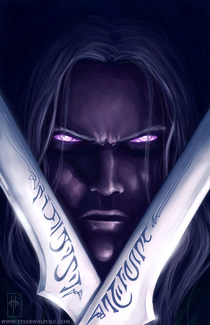 My favorite book series The Legend of Drizzt. Crazy fighting, romance, tragedy, if you read this please go read the books they may be hard to get into but when you get to the meat of the books ohhhhh yeaaaaaa it's so good.
