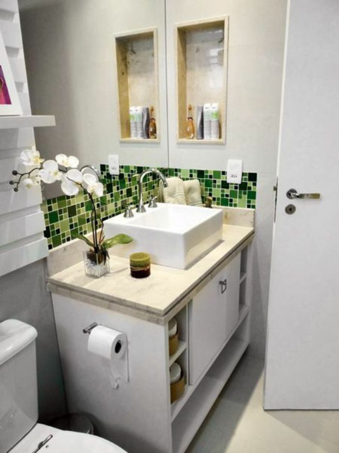 salle de bain 5m2, déco salle de bain zen, salle de bain zen et