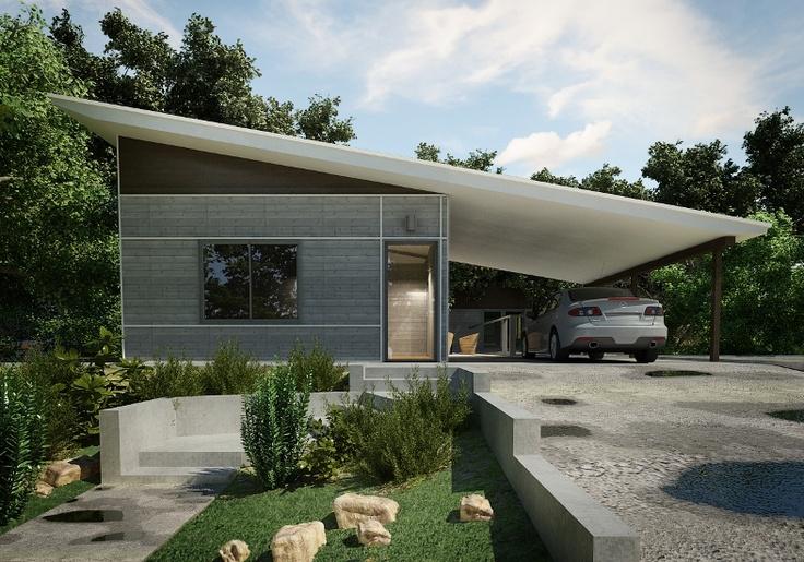The Rubi house plan. www.nusteel.com.au or 1800 809 331