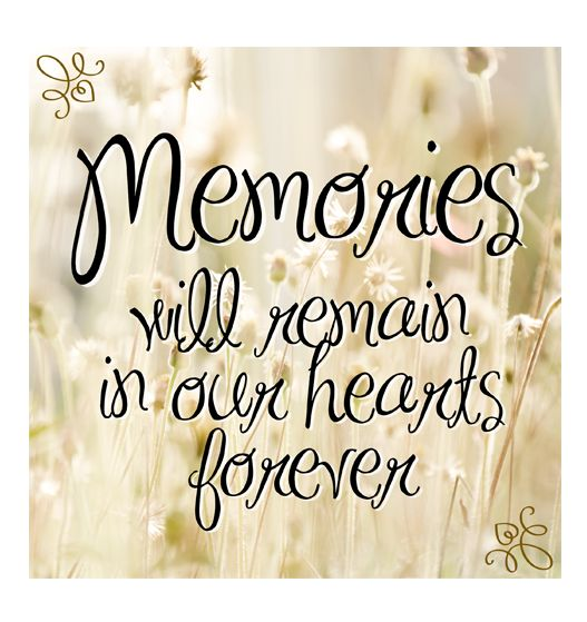 Memory Quotes Images: Condolence Messages