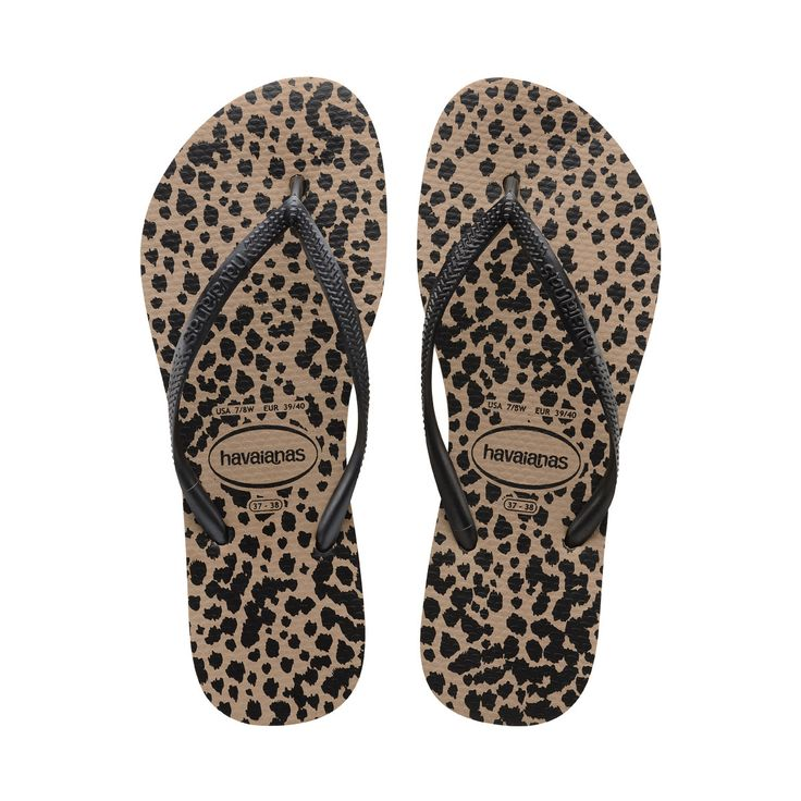 25 best ideas about Animal Print Flip Flops on Pinterest