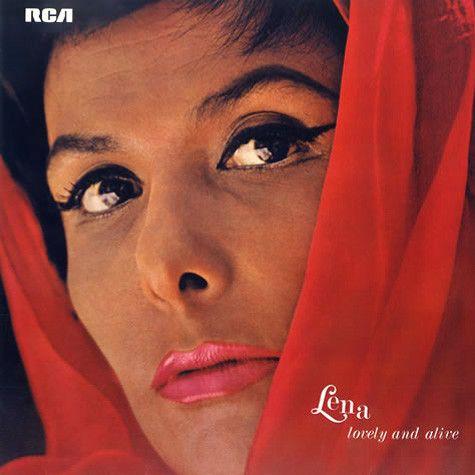 Lena Horne - Lovely And Alive on 180g Import LP