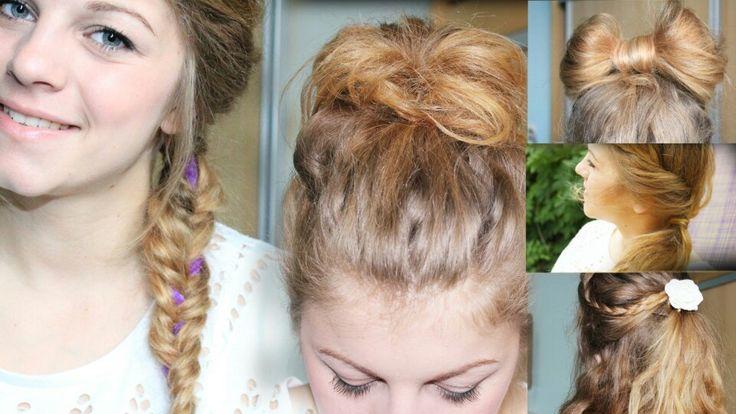 Summer hair #FollowAnna #youtube