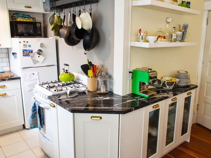 Small Studio Apartment Kitchen 12 best small kitchen can be beautiful images on pinterest | small