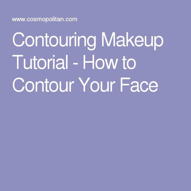 Contouring Makeup Tutorial - How to Contour Your Face