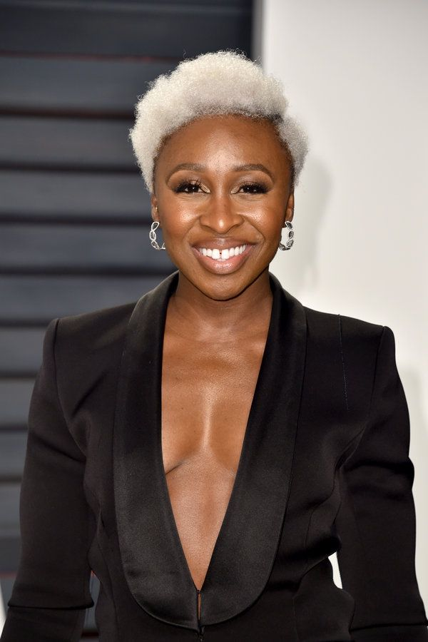 Icymi Cynthia Erivo Pulled Off A Double Hair Slay This