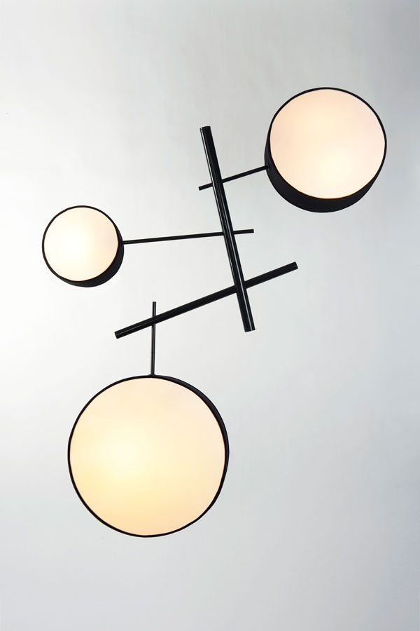 Excel Chandelier by Rich Brilliant Willing