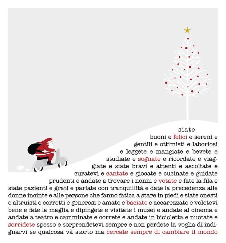 Caro Babbo Natale, tua Barbara #cpiub