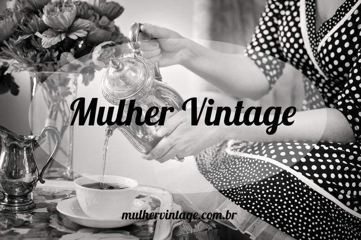 O maior desafio da Mulher Vintage é ser a mulher de Provérbios 31 vivendo no século XXI. E é disso que a gente quer falar nesse blog.