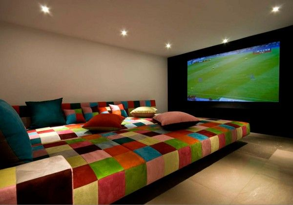 61 Modern Basement Ideas To Prompt Your Own Remodel Living Room