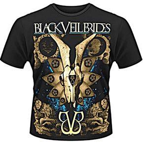 Black Veil Brides Etched Shirt
