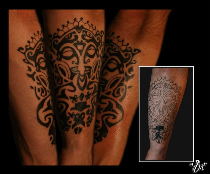 Tribal cover